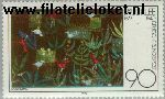 Bundesrepublik BRD 1029#  1979 Klee, Paul  Postfris