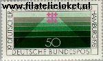 Bundesrepublik BRD 1098#  1981 Evangelische kerkendag  Postfris