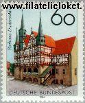 Bundesrepublik BRD 1222#  1984 Duderstadt- Stadhuis  Postfris