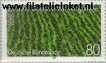 Bundesrepublik BRD 1345#  1987 Anti-honger  Postfris
