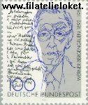 Bundesrepublik BRD 1629#  1992 Bergengruen, Werner  Postfris