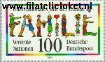 Bundesrepublik BRD 1711#  1994 Internationale Jaar van de Familie  Postfris