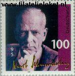 Bundesrepublik BRD 1824#  1995 Schumacher, Kurt  Postfris