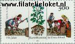Bundesrepublik BRD 1946#  1997 Verbouw aardappelen  Postfris