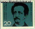 Bundesrepublik BRD 443#  1964 Lassalle, Ferdinand  Postfris