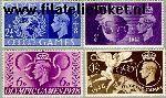 Groot-Brittannië grb 237#240  1948 Olympische Spelen- Londen  Postfris