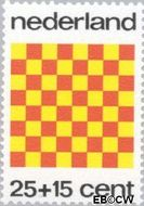 Nederland NL 1038  1973 Spelletjes 25+15 cent  Postfris