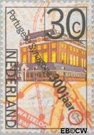 Nederland NL 1065  1975 Portugese Synagoge  30 cent  Gestempeld