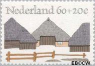 Nederland NL 1071  1975 Architectuur 60+20 cent  Gestempeld