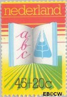 Nederland NL 1086  1976 Landbouwonderwijs 45+20 cent  Gestempeld
