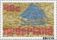 Nederland NL 1094  1976 Zuiderzeeproject 40 cent  Gestempeld