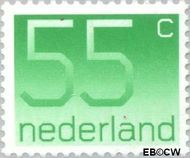 Nederland NL 1114  1981 Cijfer type 'Crouwel' 55 cent  Postfris