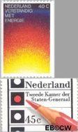 Nederland NL 1128a#1129a  1977 Diversen  cent  Gestempeld