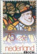 Nederland NL 1178  1979 Goudse Glazen restauratie 75+25 cent  Gestempeld