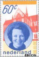 Nederland NL 1200#  1980 Koningin Beatrix- Inhuldiging  cent  Gestempeld