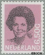 Nederland NL 1250  1982 Koningin Beatrix- Type 'Struycken' 650 cent  Gestempeld