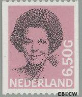 Nederland NL 1250a  1982 Koningin Beatrix- Type 'Struycken' 650 cent  Gestempeld
