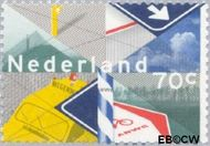 Nederland NL 1280#  1983 A.N.W.B.  cent  Gestempeld