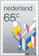 Nederland NL 1288  1983 De Stijl 65 cent  Gestempeld