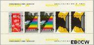 Nederland NL 1366  1986 Vaardigheden  cent  Postfris