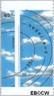 Nederland NL 1447b  1990 Het weer 65+35 cent  Gestempeld