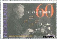 Nederland NL 1478  1991 Nobelprijswinnaars 60 cent  Gestempeld