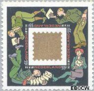 Nederland NL 1487#  1991 Feestdagen  cent  Postfris