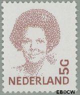 Nederland NL 1501  1992 Koningin Beatrix- Type 'Inversie' 500 cent  Gestempeld