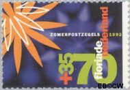 Nederland NL 1522  1992 Floriade 70+35 cent  Gestempeld