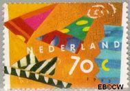Nederland NL 1547  1993 Wenszegels 70 cent  Gestempeld