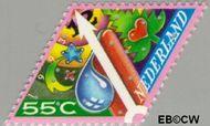 Nederland NL 1579  1993 Gereduceerd tarief 55 cent  Gestempeld