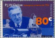 Nederland NL 1654  1995 Nobelprijswinnaars 80 cent  Gestempeld
