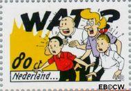 Nederland NL 1715b  1997 Strippostzegels Suske en Wiske 80 cent  Gestempeld