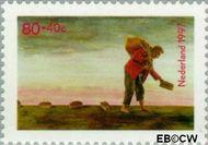 Nederland NL 1737  1997 Sprookjes 80+40 cent  Postfris