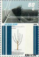 Nederland NL 1751  1998 Vier jaargetijden 80 cent  Gestempeld