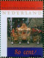 Nederland NL 1778b  1998 Gouden Koets 80 cent  Postfris