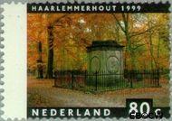 Nederland NL 1814  1999 Vier jaargetijden 80 cent  Gestempeld