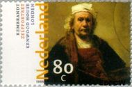 Nederland NL 1827  1999 Nederlandse kunst 17e eeuw 80 cent  Postfris