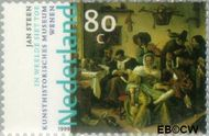 Nederland NL 1830  1999 Nederlandse kunst 17e eeuw 80 cent  Gestempeld