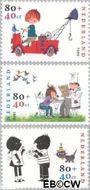 Nederland NL 1852#1854  1999 Schmidt, Annie M.G.  cent  Postfris