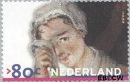 Nederland NL 1894  2000 Rijksmuseum 80 cent  Gestempeld