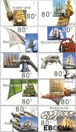 Nederland NL 1909#1918  2000 Sail 2000  cent  Gestempeld