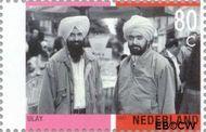 Nederland NL 1958  2001 Tussen twee culturen 80 cent  Gestempeld