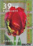 Nederland NL 2082  2002 Floriade 39+19 cent  Gestempeld