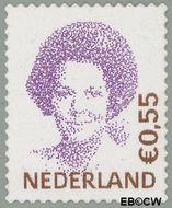 Nederland NL 2137  2003 Koningin Beatrix 55 cent  Gestempeld