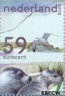 Nederland NL 2171c  2003 Nederlandse Wad 59 cent  Postfris