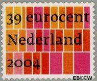 Nederland NL 2250  2004 Zakelijke postzegels 39 cent  Postfris