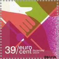 Nederland NL 2284b  2004 Weken van de Kaart 39 cent  Gestempeld