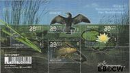 Nederland NL 2335  2005 Natuurmonumenten  cent  Gestempeld