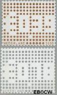 Nederland NL 2343#3444  2005 Zakelijke postzegel  cent  Gestempeld
